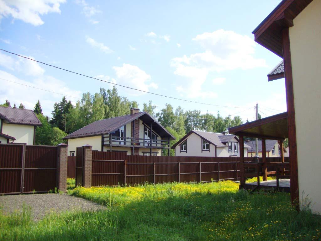 КП Дубровские зори 2018 Поселок полностью живет 4