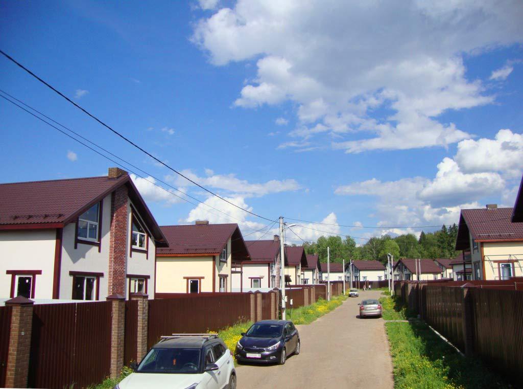 КП Дубровские зори 2018 Поселок полностью живет 9